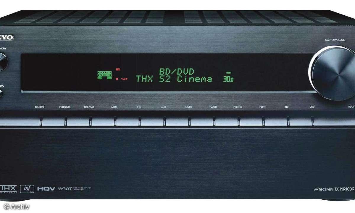 Onkyo TX NR 1009