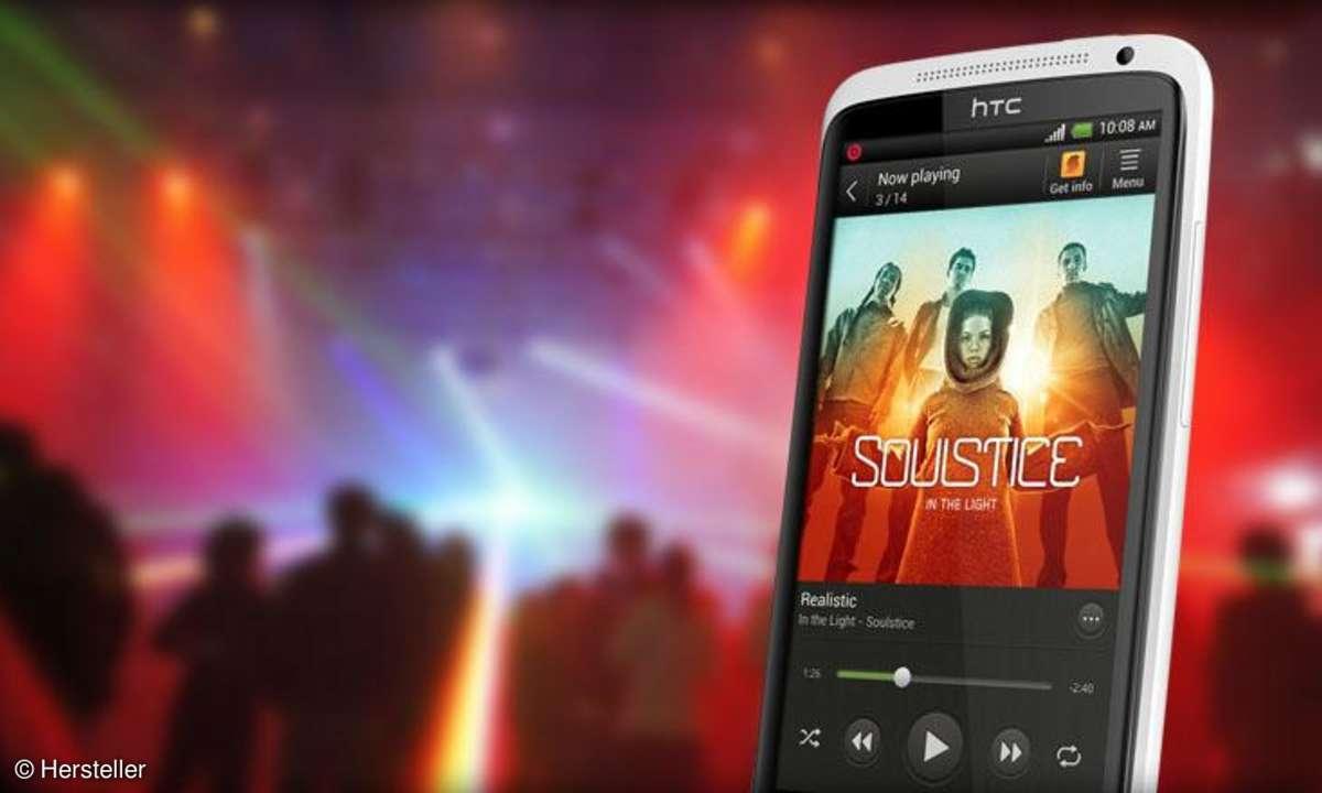 HTC bringt One X in Deluxe-Version