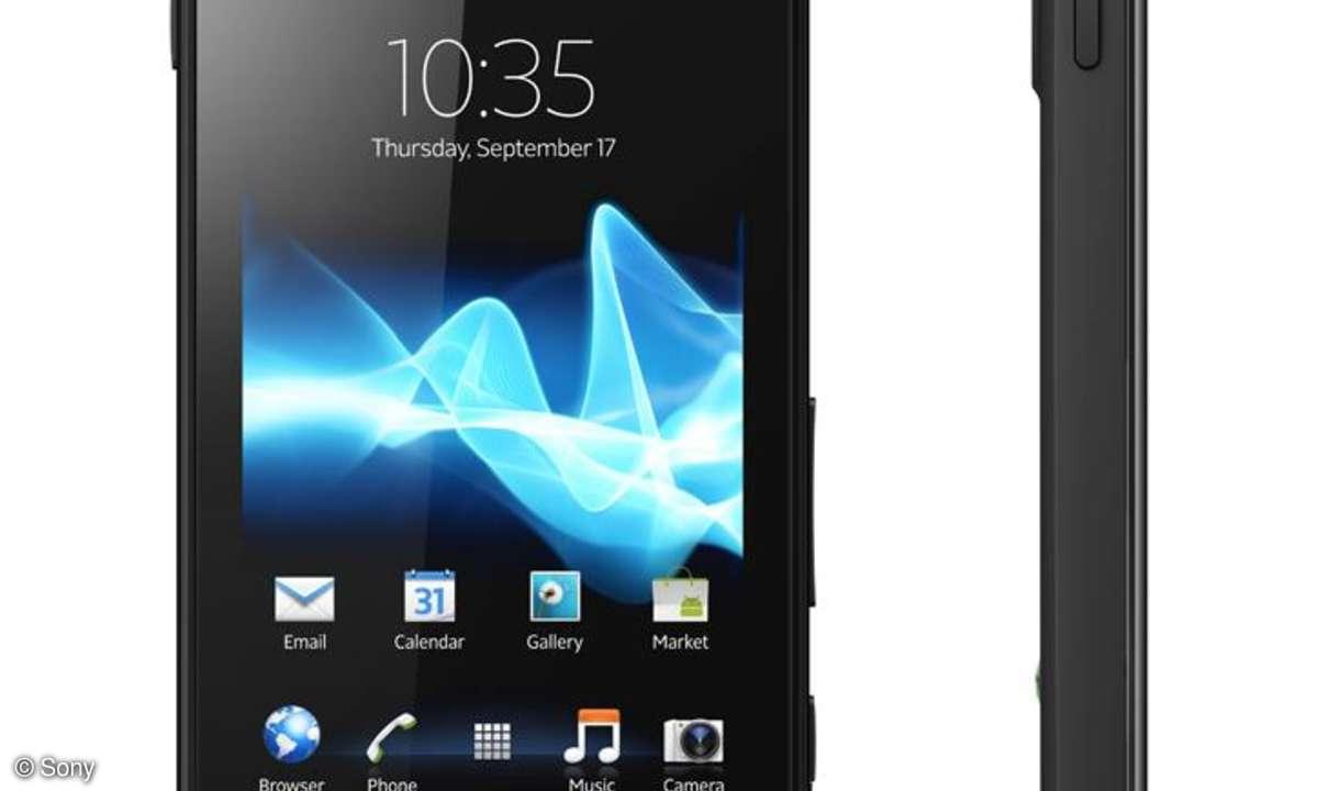 Sony bringt neuen Mittelklasse-Androiden Xperia Sola