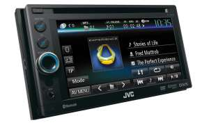 Neuer Moniceiver JVC KW-AV60BT