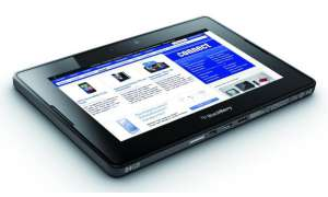 Mini-Tastatur fürs Blackberry Playbook