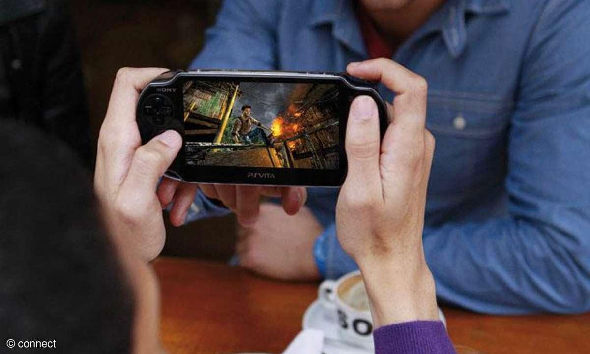 Playstation Vita im Test