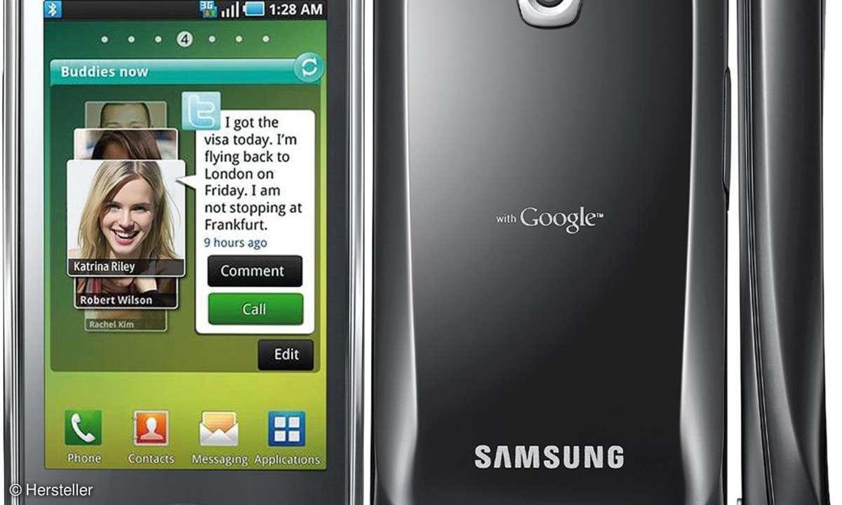 Samsung Galaxy Leo