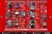 Mediamarkt: Die Smartphone-Angebote vom 22.03.2012