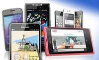 5 Top-Smartphones für mobiles Internet