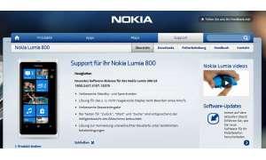 Nokia 800 Update