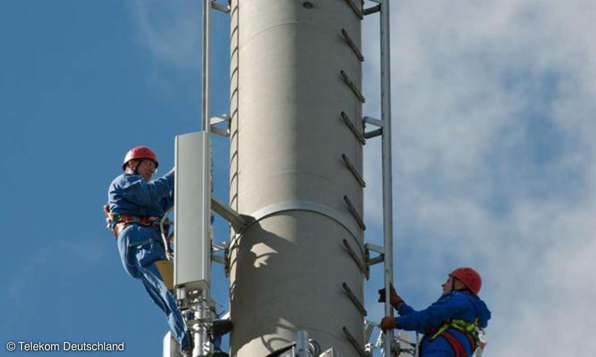 LTE bereits für 13 Millionen Haushalte