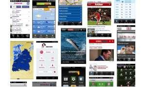 Die 15 beliebtesten Apps des Jahres 2011