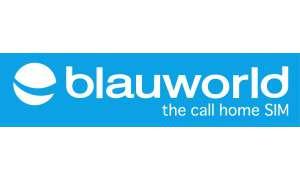 Blauworld Logo