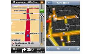 TomTom Navigationsoftware fürs iPhone