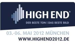 Ausblick auf die HIGH END 2012