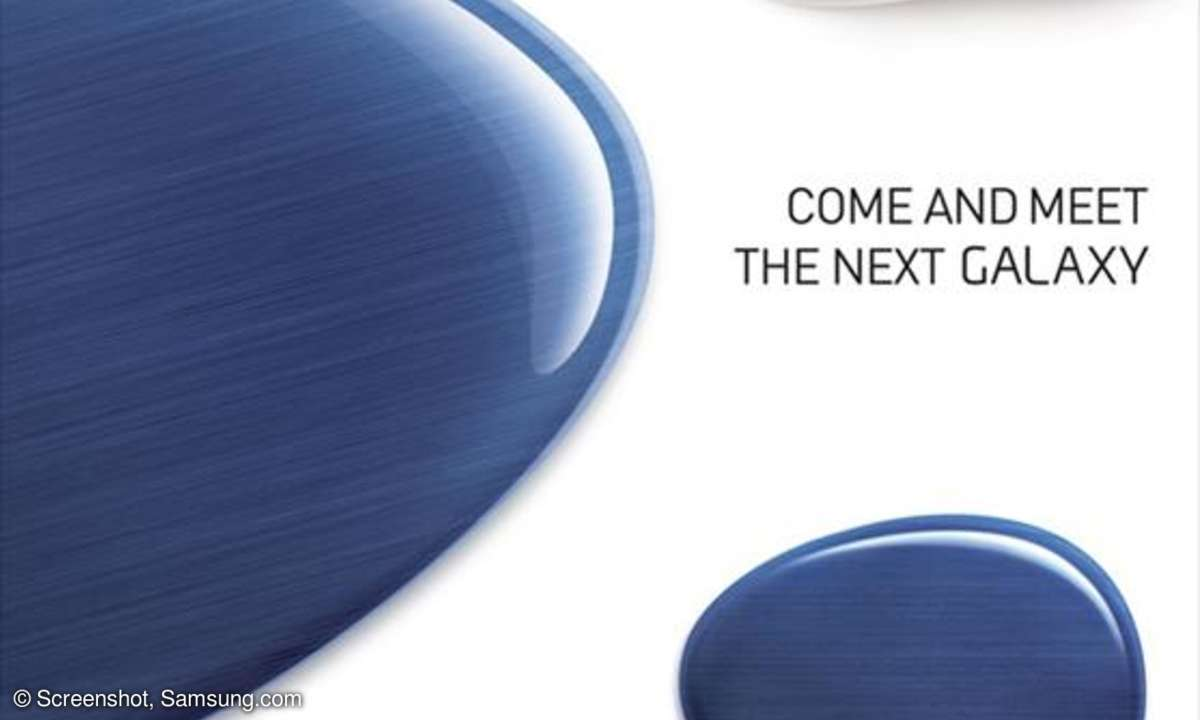 Kommt das Samsung Galaxy S3 am 3. Mai?
