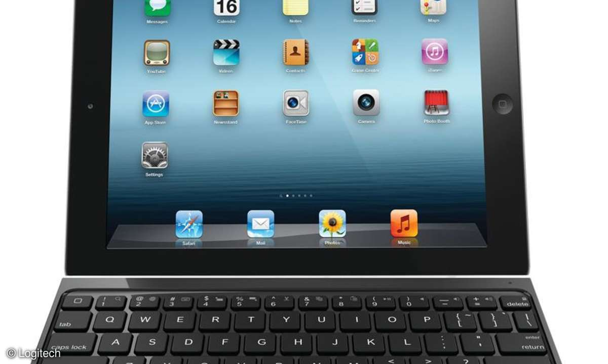 Logitech Ultrathin Keyboard Cover,iPad Zubehör