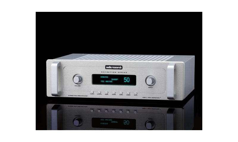 Audio Research DSPre im Test