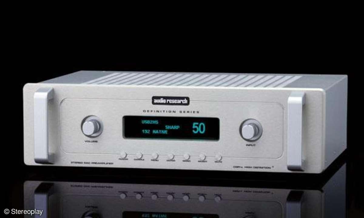 Audio Research DSPre