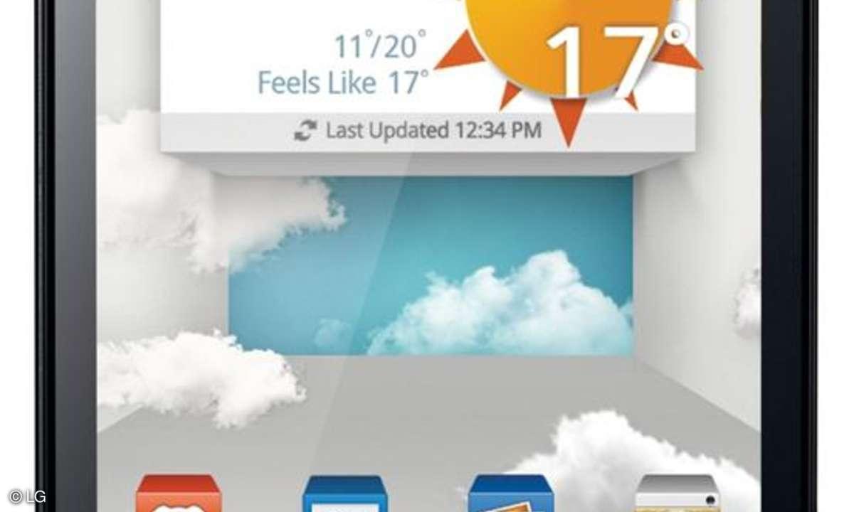 LG Optimus 3D Max: Das erste 3D-Smartphone der 2. Generation