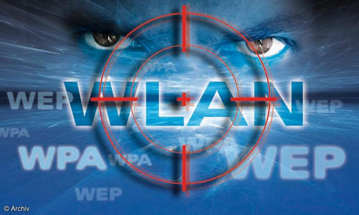 WLAN-Sicherheit