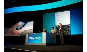RIM Blackberry World 2012