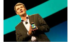 RIM Blackberry World 2012
