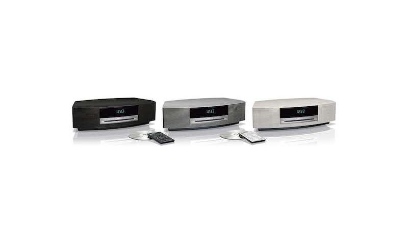 neues wave radio iii und wave music system iii von bose connect. Black Bedroom Furniture Sets. Home Design Ideas
