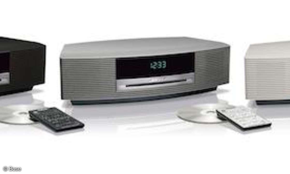 Bose stellt das überarbeitete Wave Radio III und Wave Music System III vor