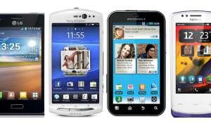 10 Smartphones für kleine Geldbeutel