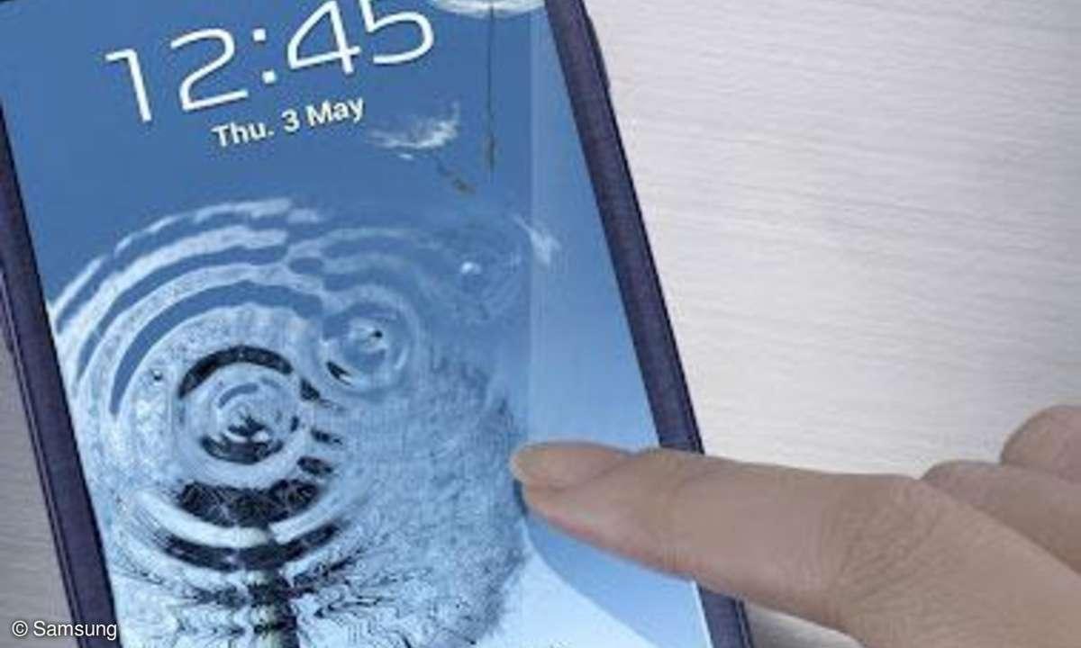 Galaxy S3 - die Software macht den Unterschied