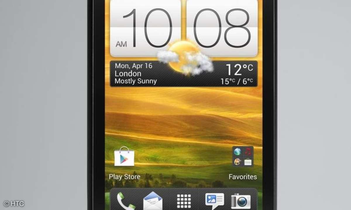 HTC Desire C: Android 4.0 für 220 Euro