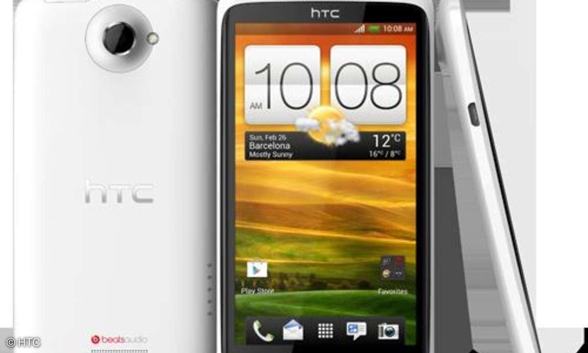 Bald kommt das LTE-Topmodell HTC One XL