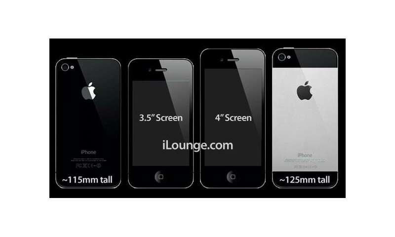 iphone 5 bekommt 4 zoll display connect. Black Bedroom Furniture Sets. Home Design Ideas