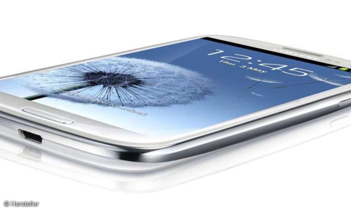 Galaxy S3: Frühverkauf bei T-Mobile in Wien