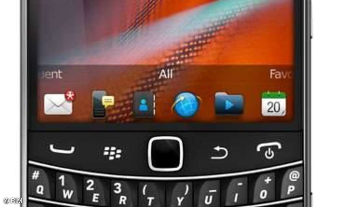 RIM: Update auf Blackberry OS 7.1 verfügbar