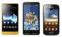 Xperia Go bis Galaxy Ace 2: Alle Tests, News und Updates
