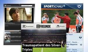 Fußball-EM live auf dem Smartphone