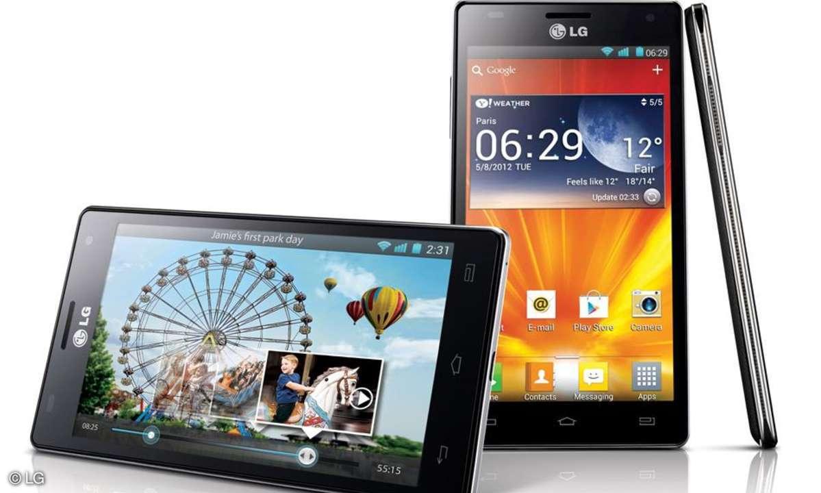 LG verbessert Benutzeroberfläche