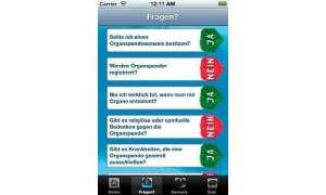Organspende App