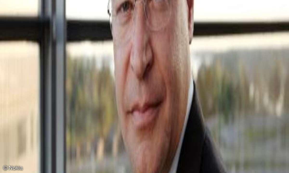 Stephen Elop, President und CEO Nokia