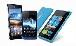 LG Optimus 4x, Xperia Tipo, Lumia 900