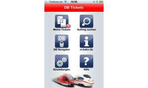 DB Tickets