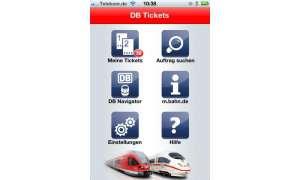 DB Tickets