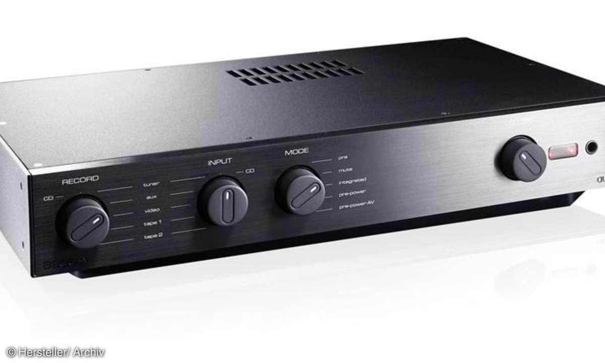 Audiolab 8200 A