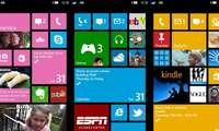Microsoft Windows Phone 8, Startscreen