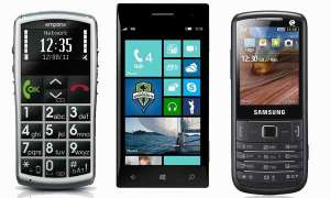 emporia talk comfort, windows phone 8, samsung 3780