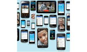Skype für Android,