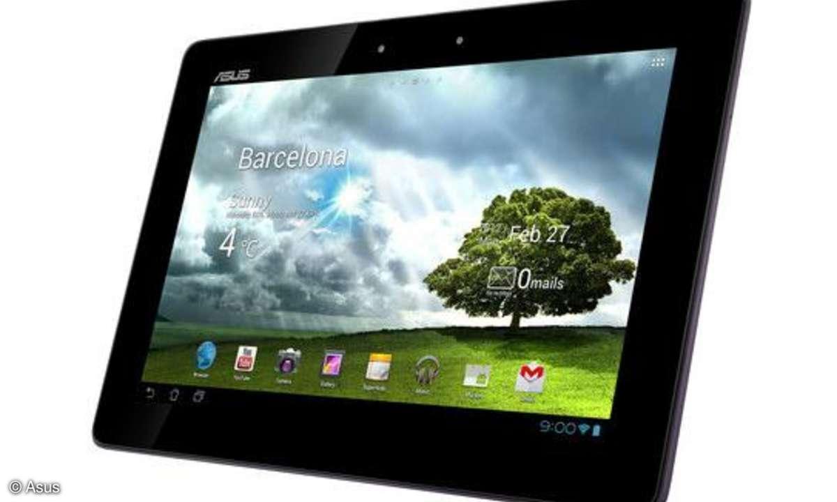 Asus Transformer Pad Infinity: 10-Zoll-Tablet mit Full-HD-Display