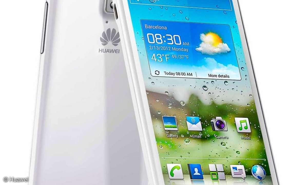 Superphone Huawei Ascend D Quad