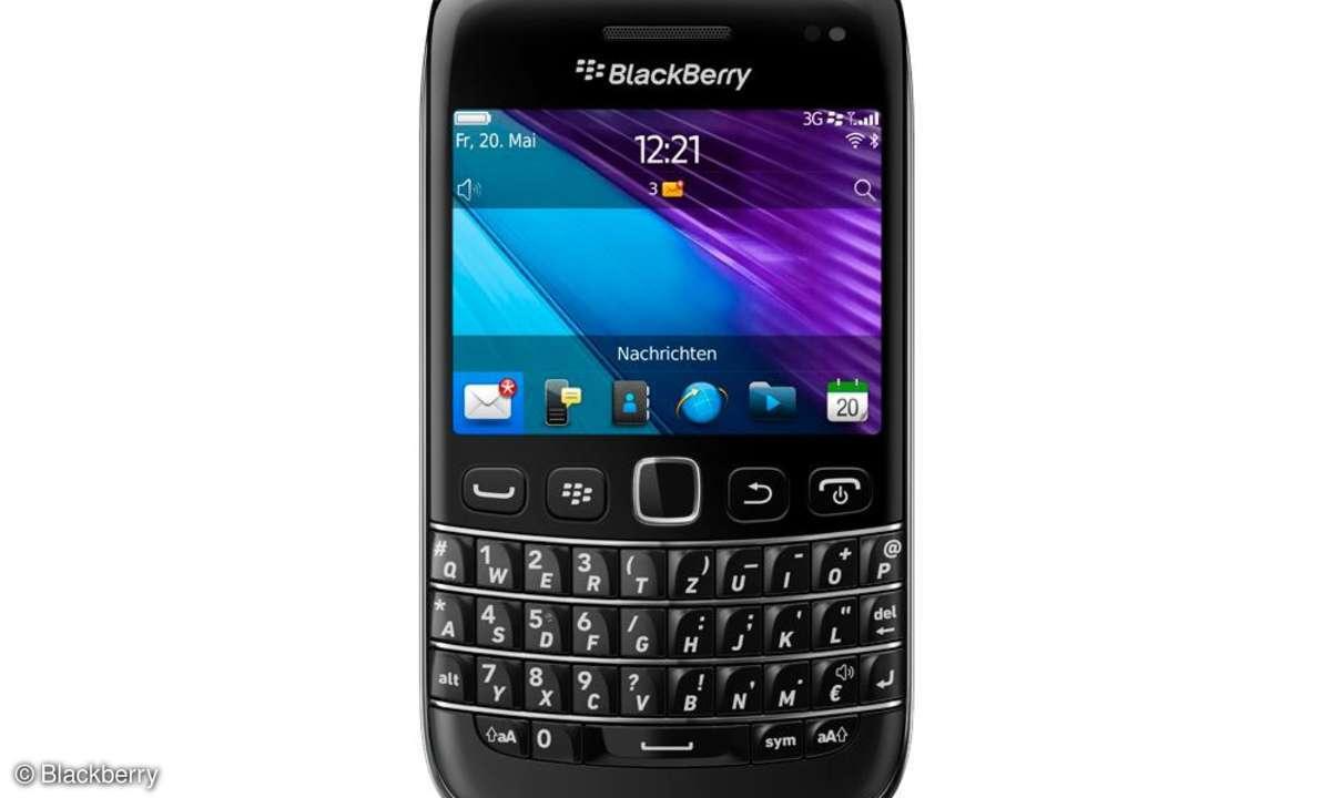 RIM verschiebt Blackberry 10 auf 2013