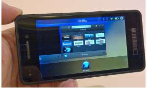 Blackberry Dev Alpha