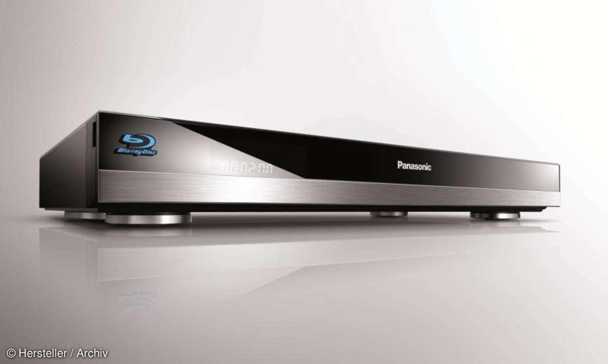 Panasonic DMP BDT 500 Blu-ray