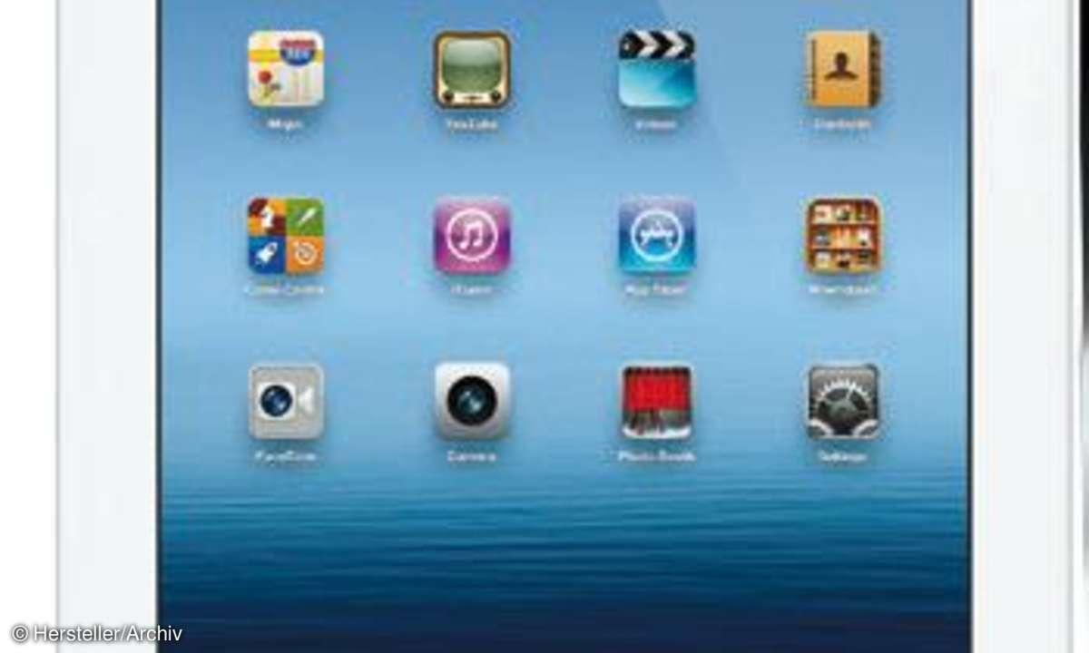Gerüchte: Apple iPad Mini schon ab Herbst?